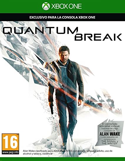 Quantum Break - Standard Edition: Amazon.es: Videojuegos