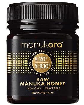 Manukora UMF 20+ Non-GMO Raw Manuka Honey
