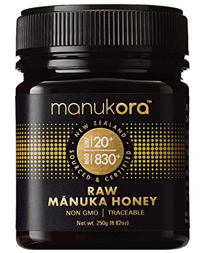 Manukora Raw Mānuka Honey  Authentic New Zealand Honey