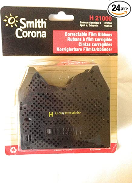 Free Shipping in USA Smith Corona 240DLE Ribbon and Correction Tape Cassette