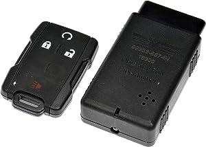 Dorman 99352 Keyless Entry Transmitter for Select Chevrolet / GMC Models (OE FIX)