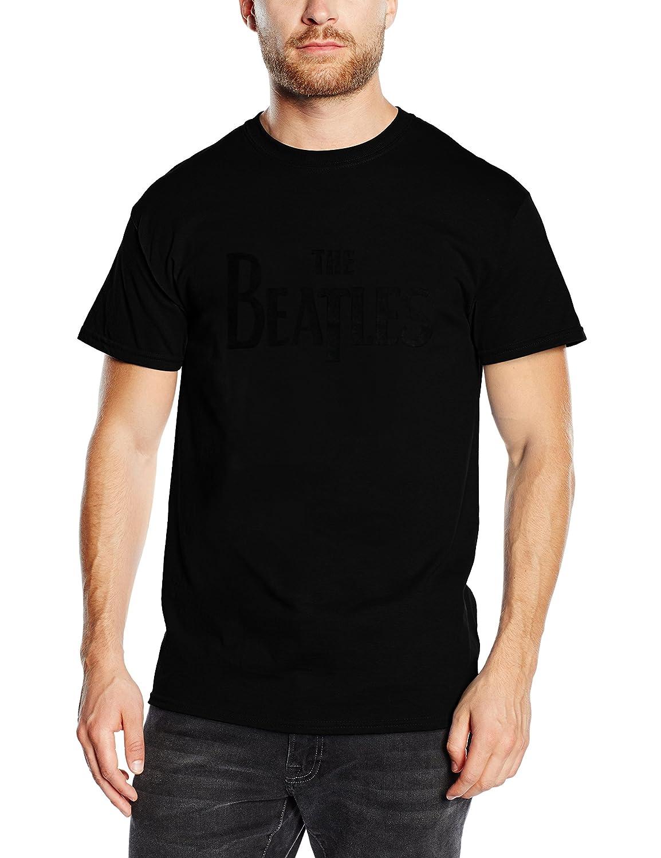 Unbekannt Herren T-Shirt Drop T Black Logo
