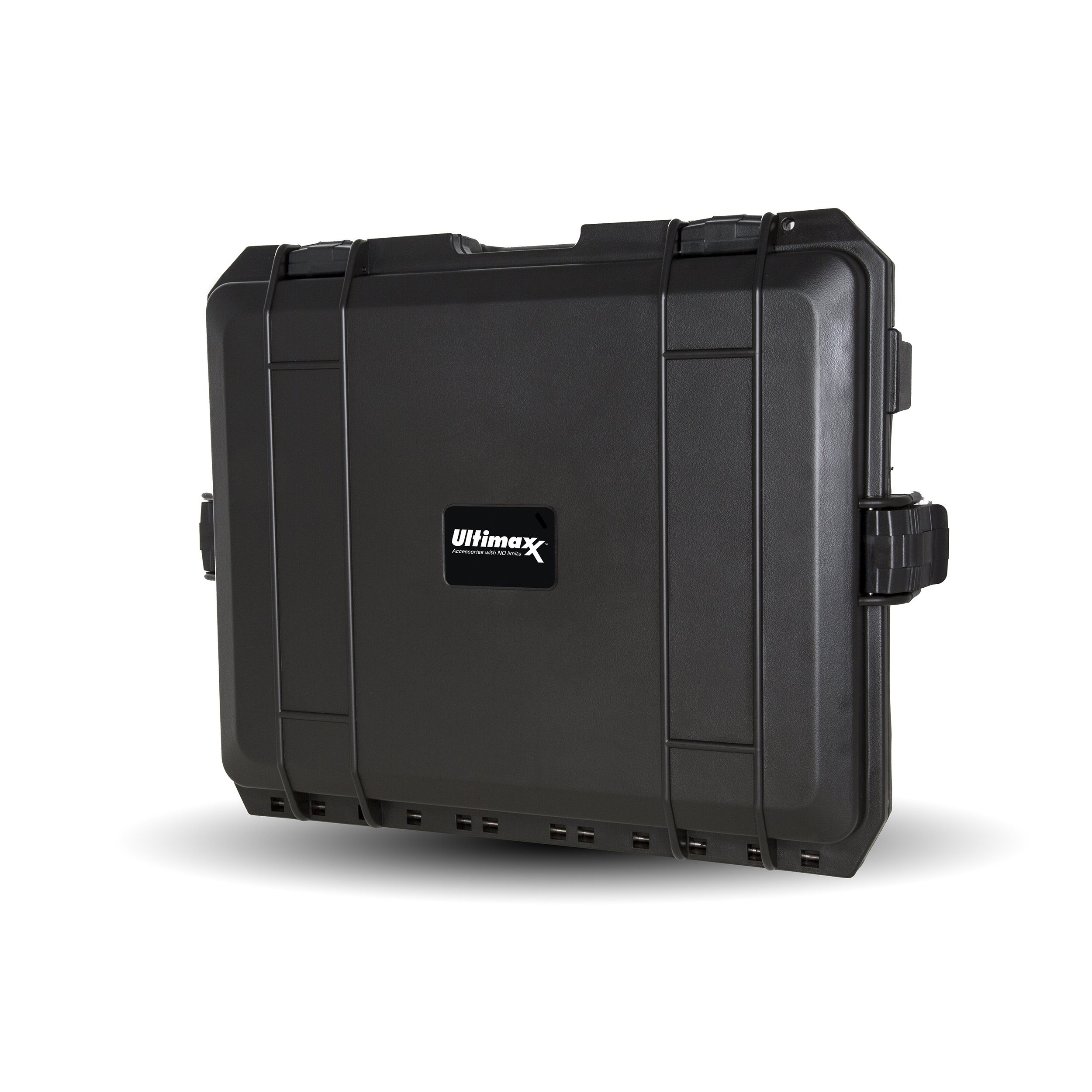 Ultimaxx Water Proof Rugged Compact Storage Hard Case for DJI FPV VR Goggles and DJI Mavic Air + Fits Extra Accessories by Ultimaxx (Image #7)