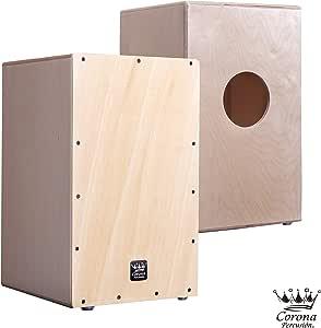 cajon flamenco adulto - Esta caja flameca esta fabricada en madera de abedul barnizado con cuerda de V afinable mediante una llave