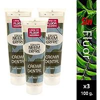 Paquete de 3- Crema Dental Artesanal de Corteza de Neem