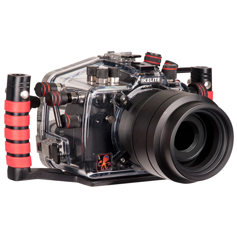 Ikelite Nikon D-300S SLR Housing Underwater Camera, Clear (6212.31)