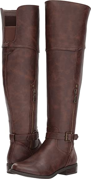 G by GUESS Women's Hickory Espresso 6 ...