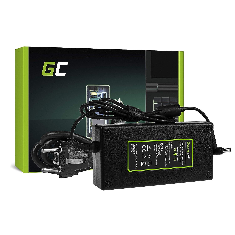 Green Cell® Cargador Sony Vaio PCG-9P6L PCG-GRT PCG-K PCG-K12 PCG-K27 PCG-K33 PCG-K35 PCGA-AC19V9 ADP-150NB para Ordenador Portátil 150W 19.5V 7.7A ...