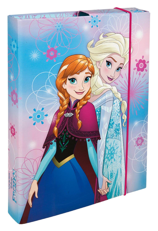 Heftbox A4 Disney Frozen Undercover FRZH0940