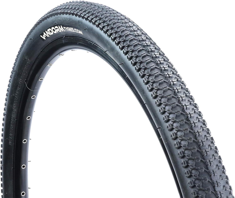 Vandorm Descent 27.5 x 2.10 650B Mountain Bike MTB Cycling Tyre /& Tube Deals