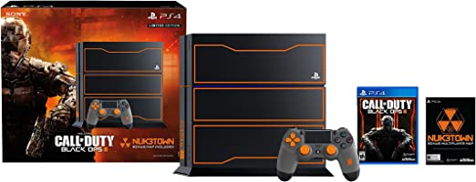 PlayStation 4 1TB Console - Call of Duty: Black Ops 3 Limited ...