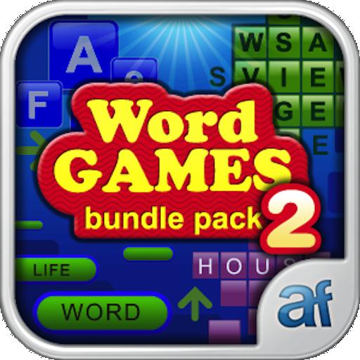 Word Games Bundle Pack 2