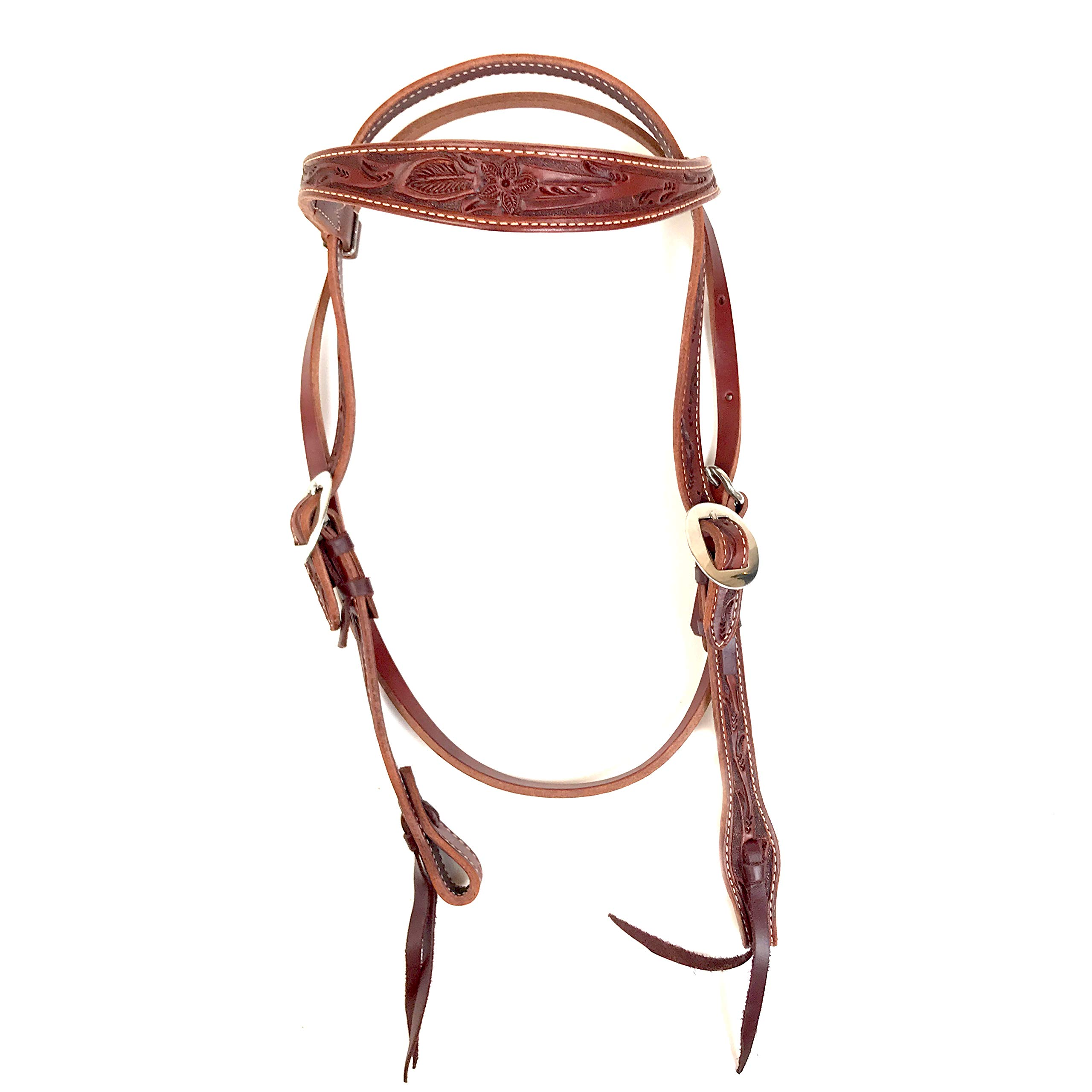 Alamo Saddlery LLC Rancher Supply- 'Elite Headstall'