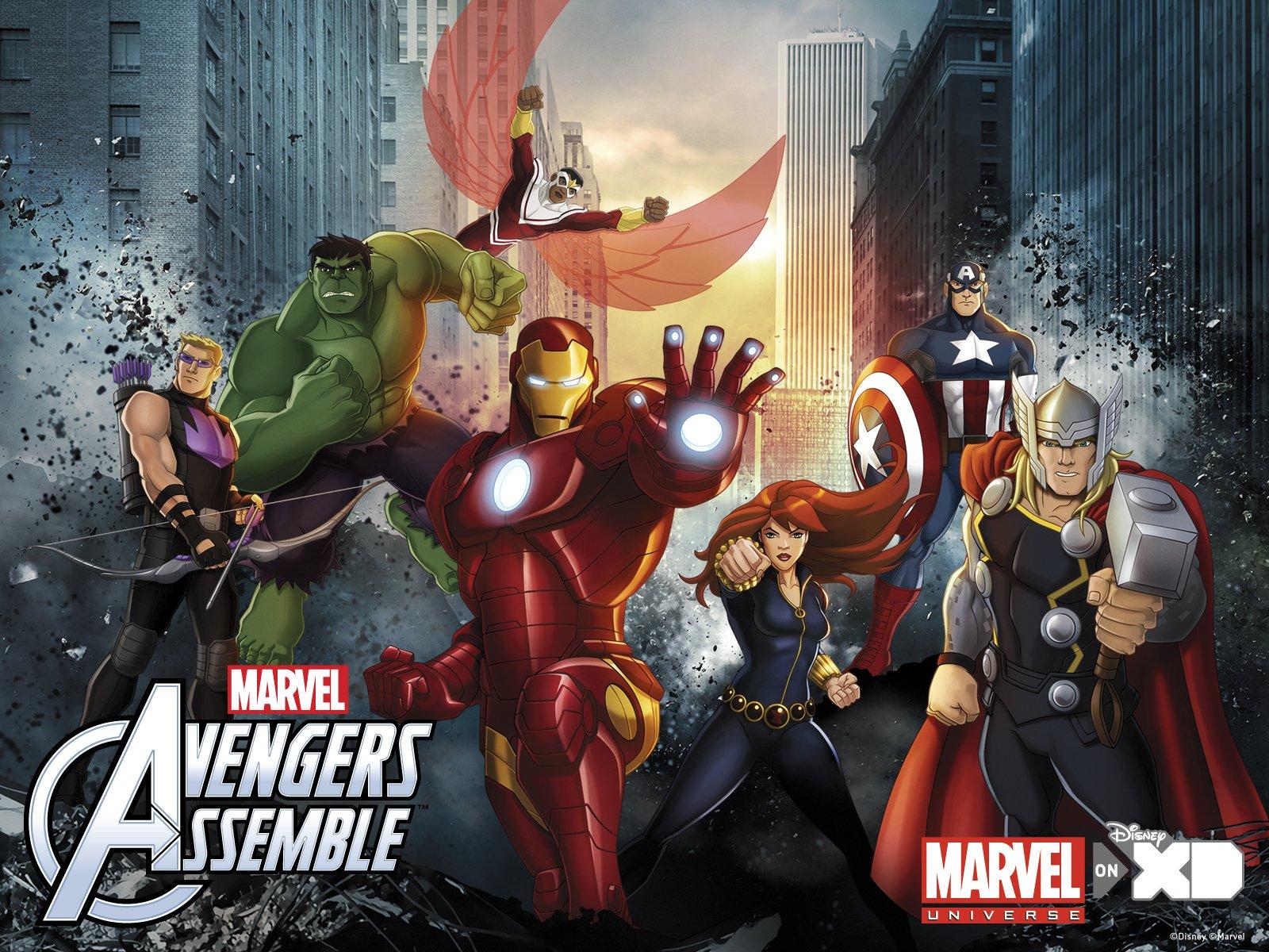Animal instincts dvd zavvi com - Amazon Com Marvel S Avengers Assemble Season 1 Amazon Digital Services Llc