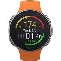 Polar Vantage V Pro - Reloj multideportivo, Color Naranja