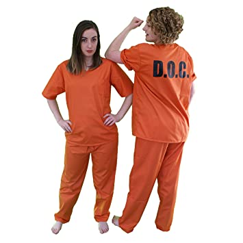 Orange or Beige Ladies Prison Suit (Men Small Orange) Amazon.co.uk DIY u0026 Tools  sc 1 st  Amazon UK & Orange or Beige Ladies Prison Suit (Men: Small Orange): Amazon.co ...