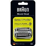 Braun Series 3 32B Cabezal de Recambio para Afeitadora Eléctrica, Compatible con las Afeitadoras Series 3 ProSkin, Negro: Amazon.es: Salud y cuidado personal