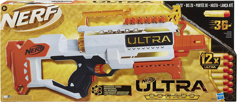 Nerf Ultra Blasters-Un Deux ou Dorado-motorisé Tirant Jouet Blasters