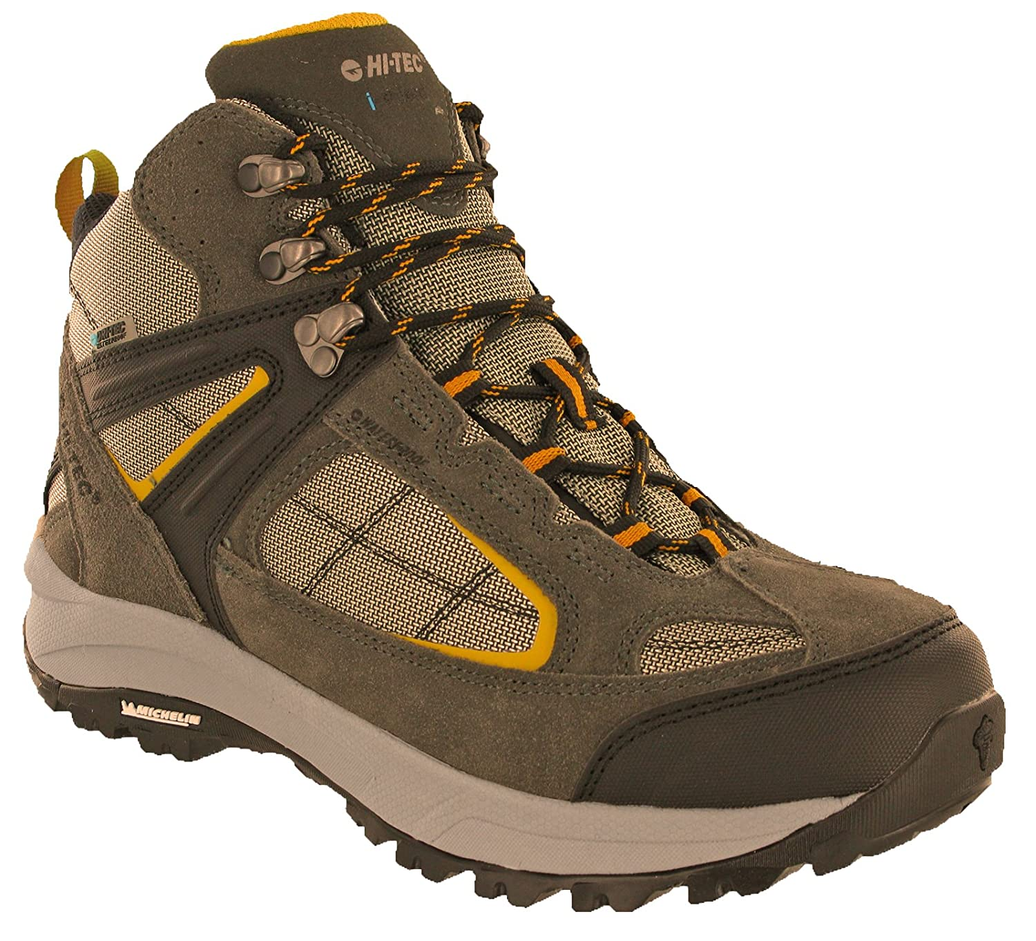 f1f32feee3b Hi-Tec Altitude VI Lite I Waterproof Boots Hiking Leather Mens UK 7-13