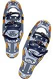 WOLF IMPRESSION Schneeschuhe, 3 Größen, bis 120kg am Schnee
