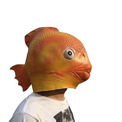 carnevale Maschera Perfetta per di pesce e rosso carnevale Y8ZARW