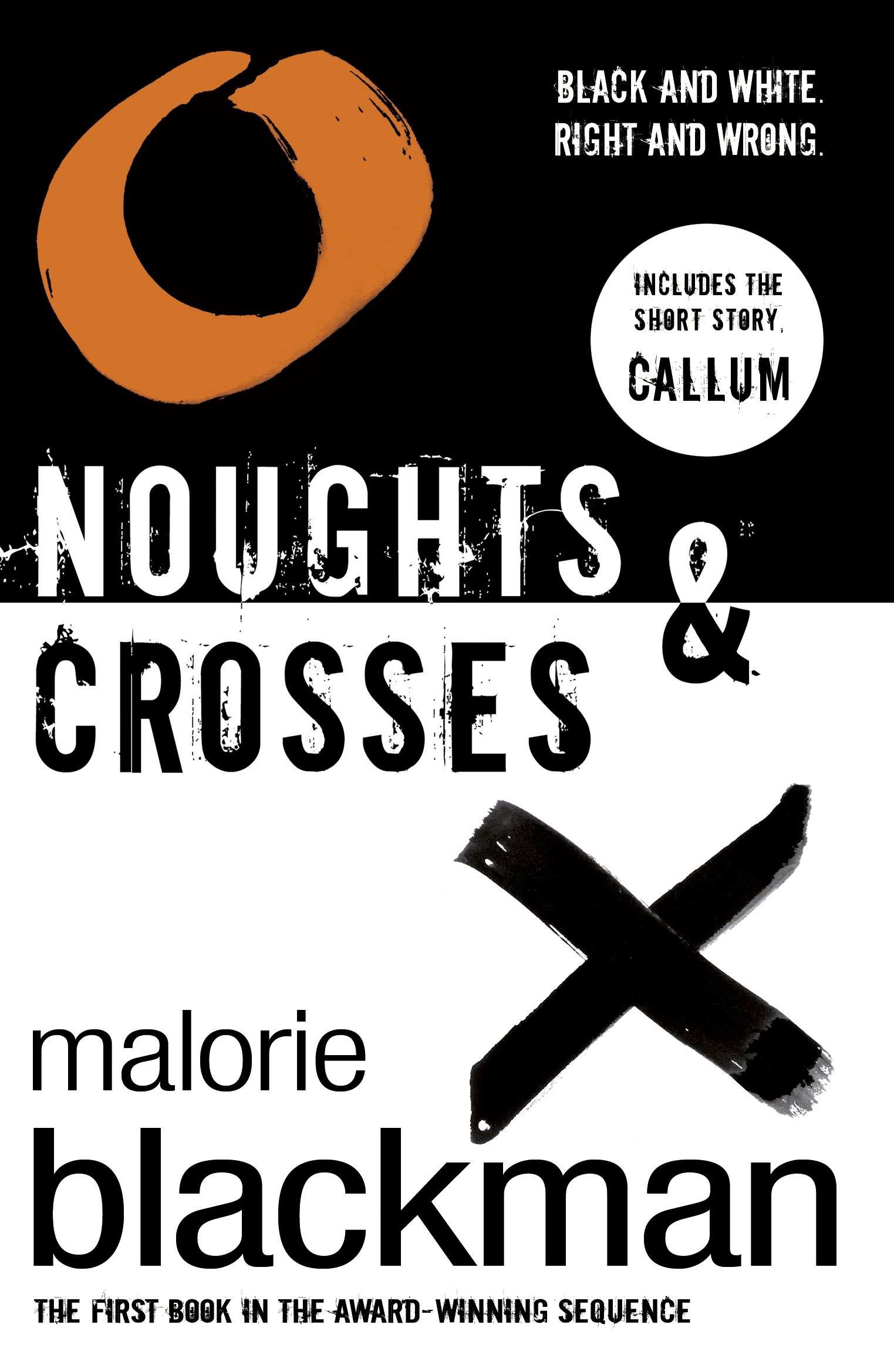 Noughts & Crosses: Book 1 (Part1 of Noughts & Crosses Trilogy ...