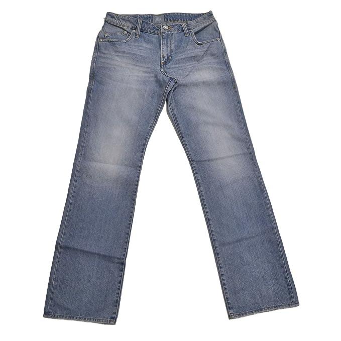 Rock & Republic Mens Regular Fit Straight Leg Jeans in Cruise