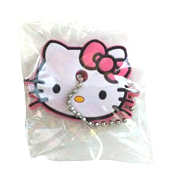 Hello Kitty: Cadenita para llaves - Llavero: Amazon.es ...