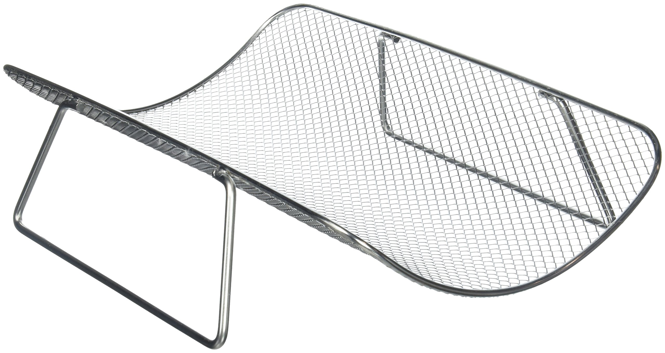 Paderno World Cuisine Stainless Steel Roasting Rack, 15-Inch x 8 1/2-Inch