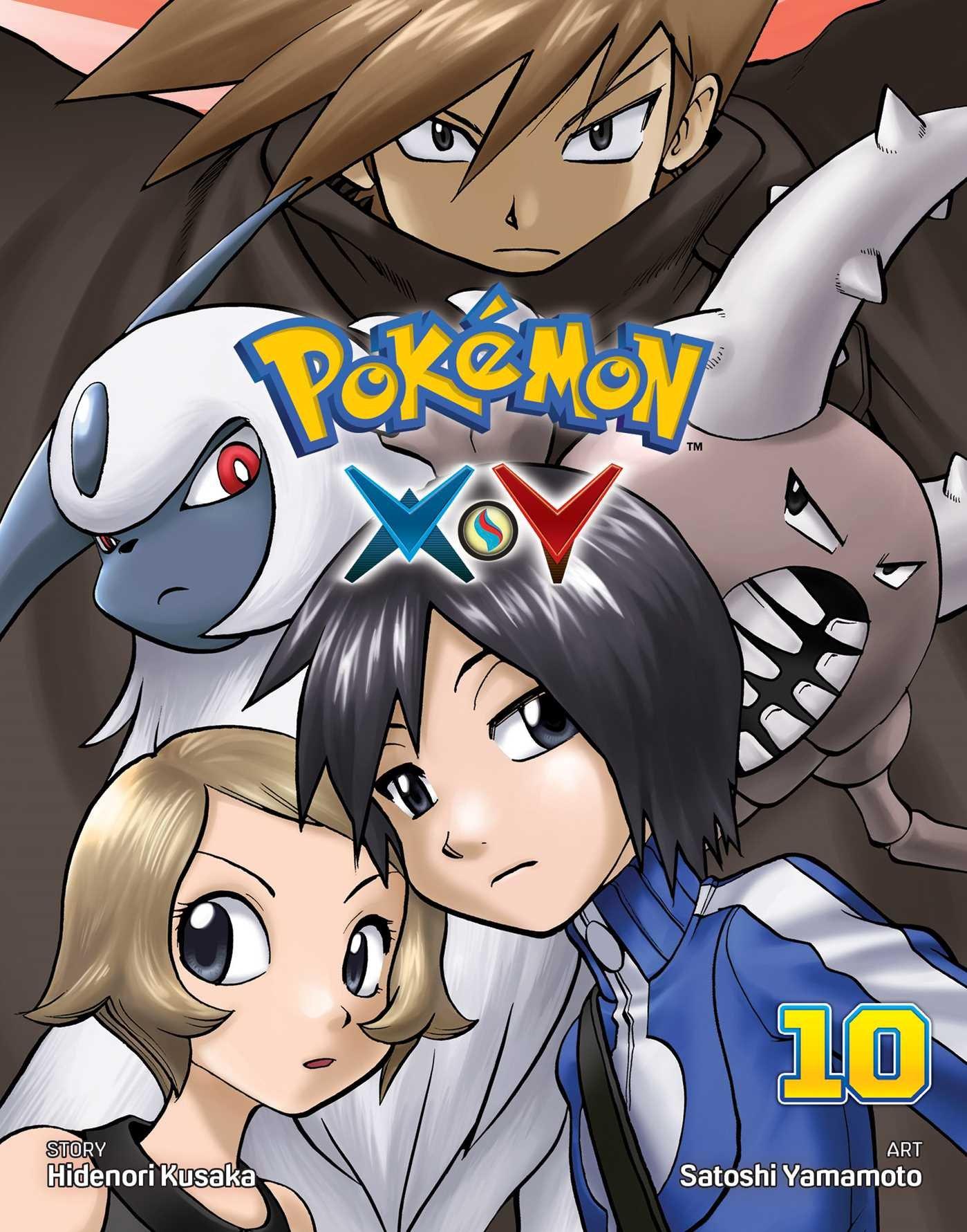 Pokémon X•Y, Vol. 10 (Pokemon)