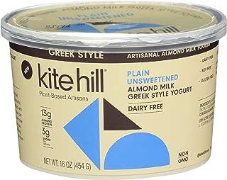 product image for Kite Hill Plant Based Plain Unsweetened Yogurt, 16 OZ
