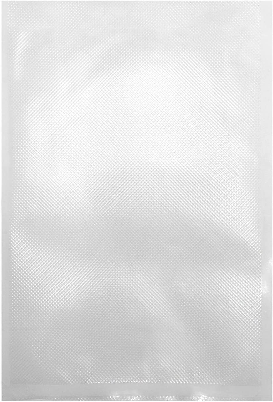 "JORESTECH Embossed Commercial Grade Vacuum Bags pack of 100 (8"" X 12"")"