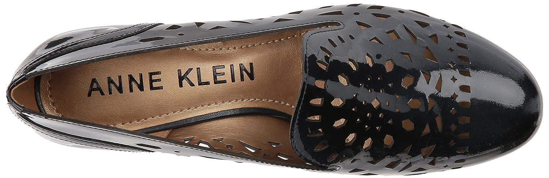 Anne Klein AK Sport Women's Judeena Patent Pump B0777ZQXZR 6 B(M) US|Navy Patent