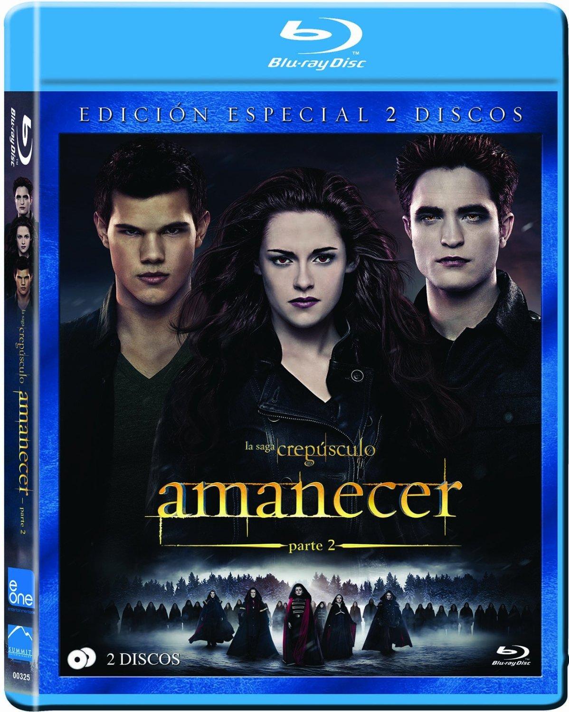 Amanecer 2 (Bd) [Blu-ray]: Amazon.es: Kristen Stewart, Robert ...