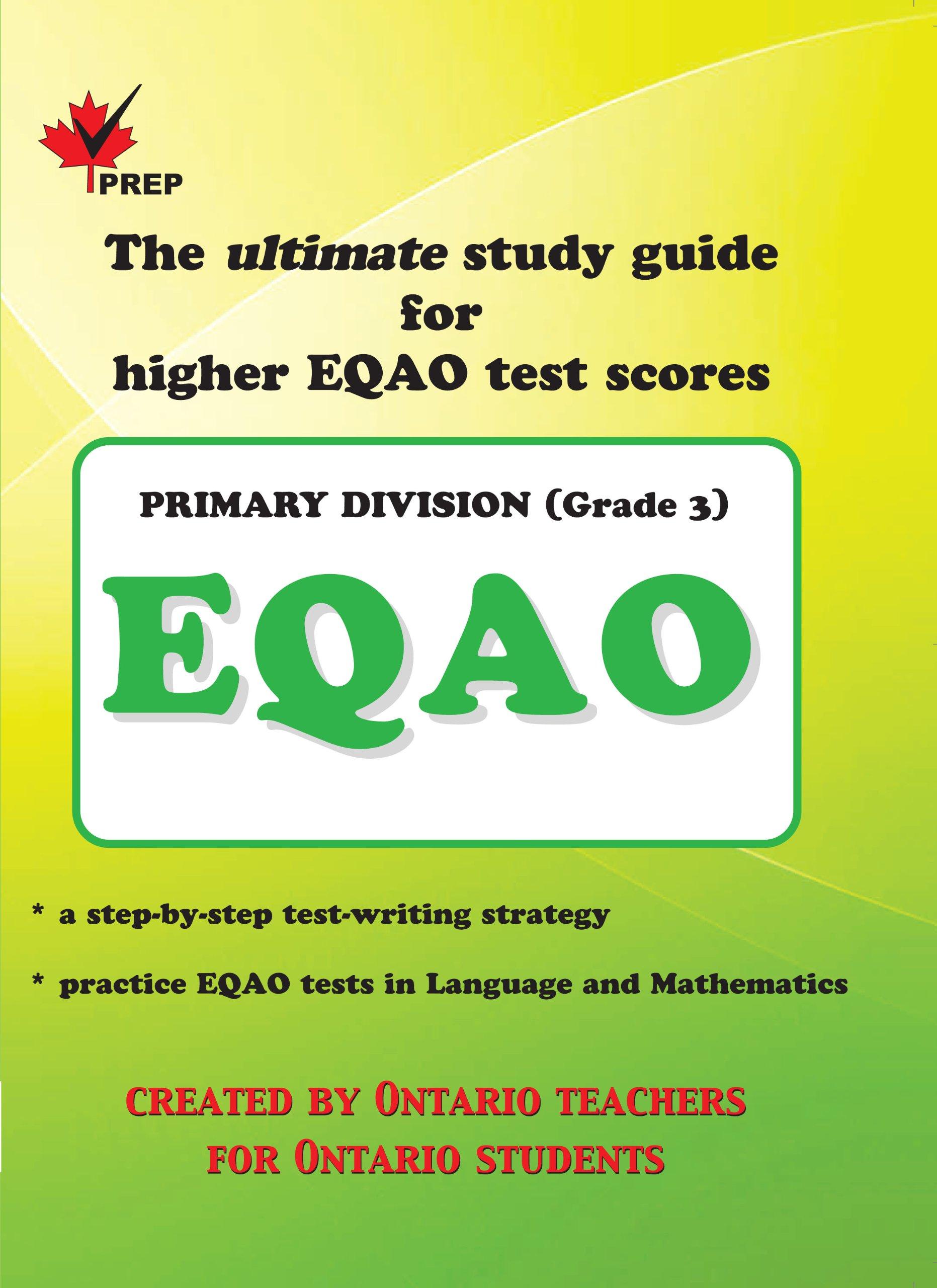 Grade 3 Eqao Summer Advantage Dr D Mullin 9781897440124 Books
