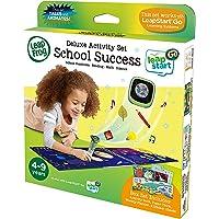 Leapfrog 465303 LeapStart Go Deluxe Activity Set-School Success, Multicoloured