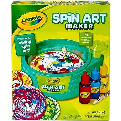 Crayola- Juego Torbellino de Color 30x25, (74-7084): Juguetes y juegos