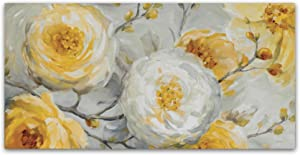 "Sunshine Wall Decor by Lisa Audit, 12"" x 24"" Canvas Wall Art"