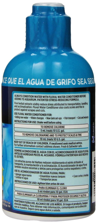 Fluval Acondicionador de Agua Aquaplus - 500 ml: Amazon.es: Productos para mascotas