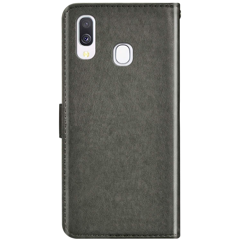 Carcasa para Samsung Galaxy A20//A30 dise/ño brillante Surakey