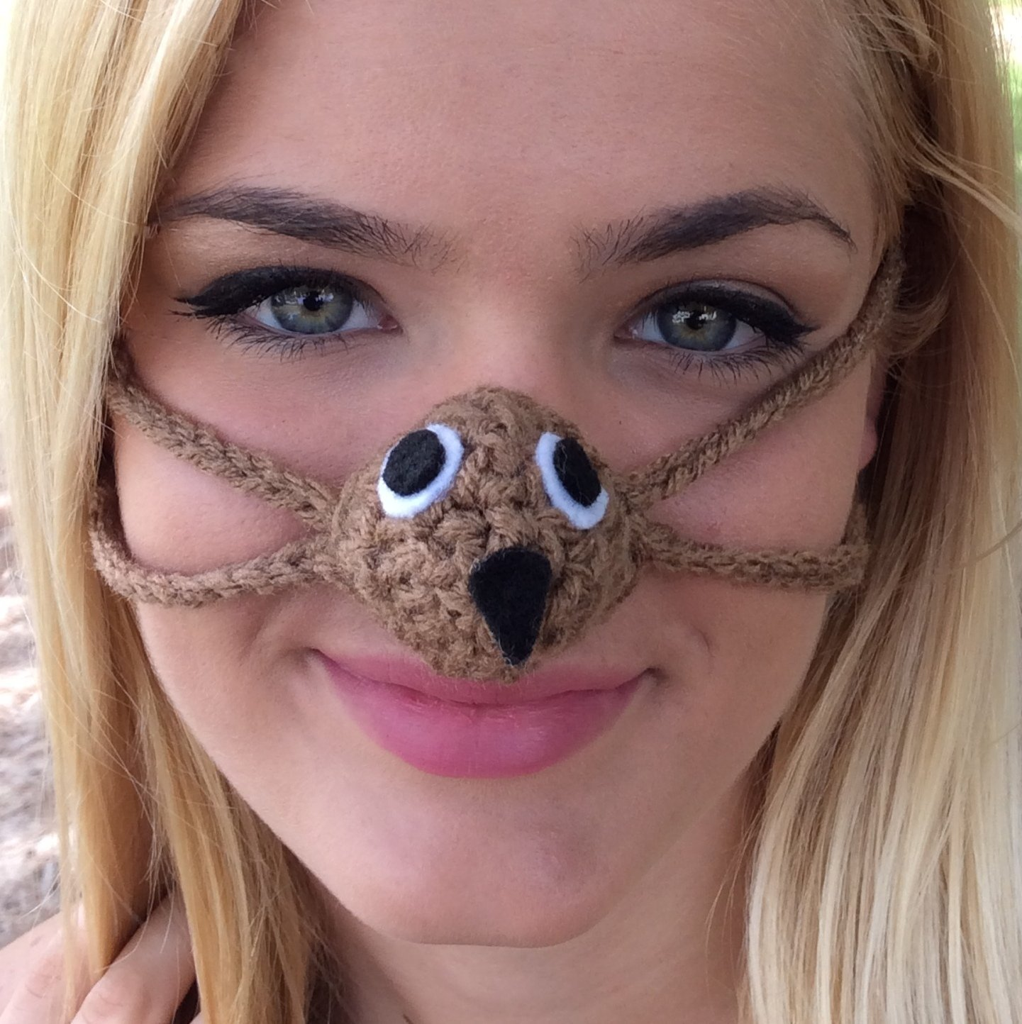 Who Owl Nose Warmer by Aunt Marty's Original Nose Warmers