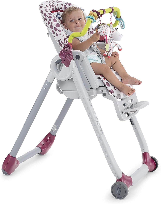 Chicco Arco de juegos para trona Chicco Polly Progres5 y ...