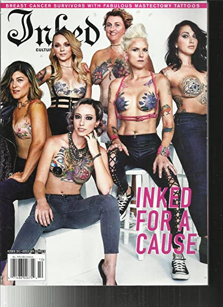 Amazon.com: INKED TATTOO MAGAZINE CULTURE, STYLE, ART * INKED FOR A ...