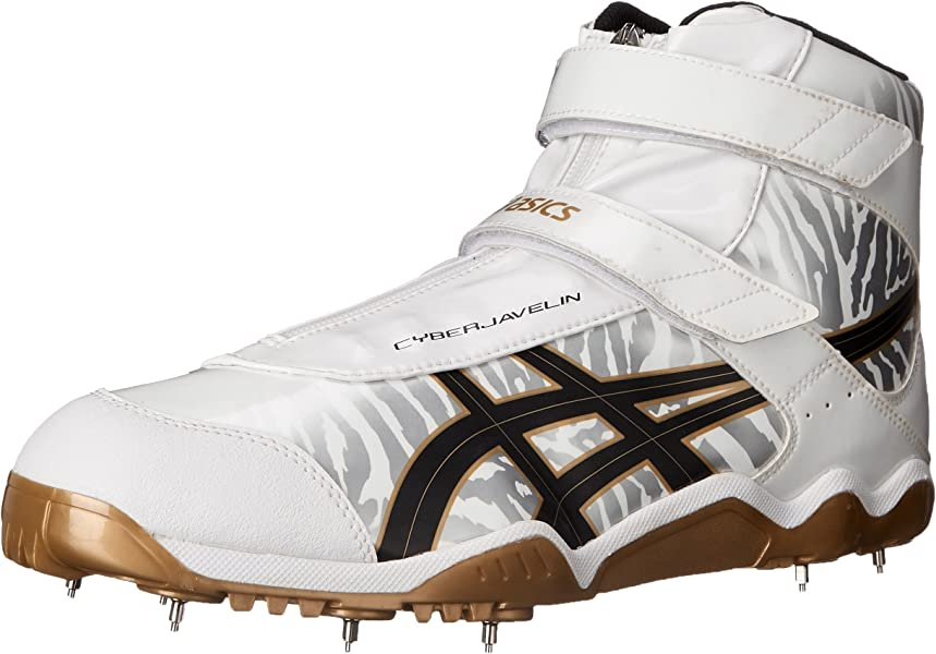 53bc964bda1784 ASICS Men s Cyber Javelin London Track Shoe
