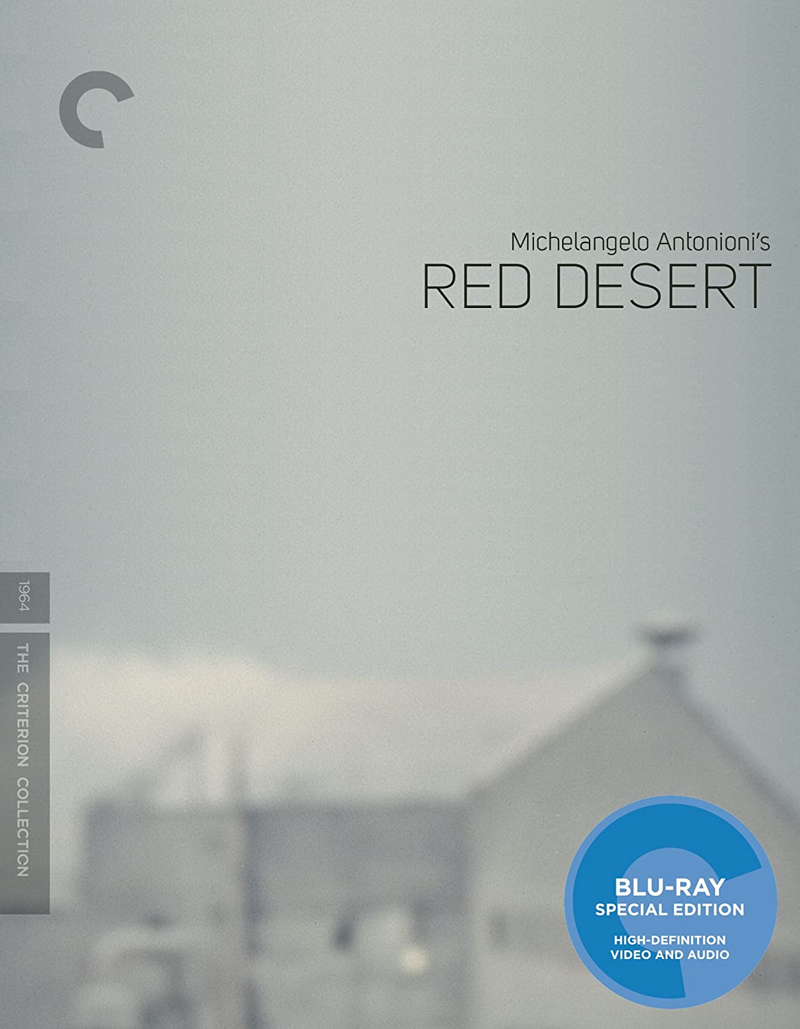 Red Desert (Criterion Collection) [Blu-ray] Richard Harris Monica Vitti Michelangelo Antonioni 7380093