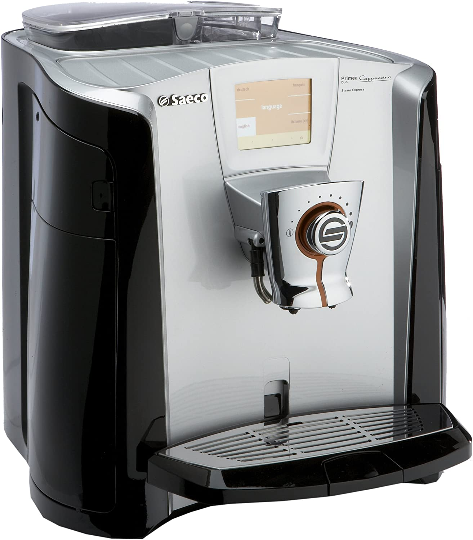Saeco Primea Cappuccino – Cafetera automática Duo New Edition ...