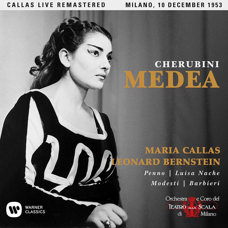 CD : Maria Callas - Cherubini: Medea (milano 10/ 12/ 1953) (2PC)