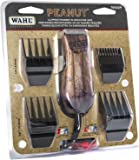 Wahl Professional Wood Peanut Clipper/Trimmer #8655-3101 – Great for Professional Stylists and Barbers