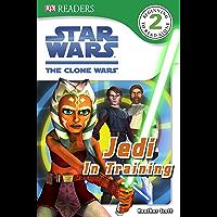 Star Wars Clone Wars Jedi in Training (DK Readers Level 2) (English Edition)