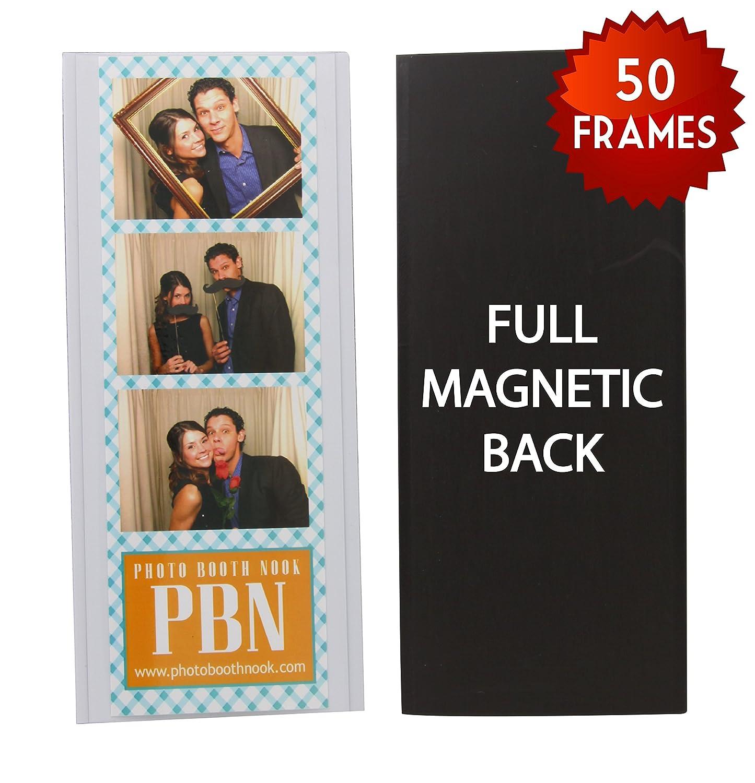 50 fotomatón magnético de Vinilo marcos de 5,08 cm x 15,24 cm ...